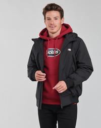 Textiel Heren Wind jackets Dickies NEW SARPY JACKET Zwart