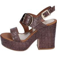 Schoenen Dames Sandalen / Open schoenen Sara Collection Sandalen BJ924 ,