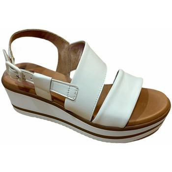 Schoenen Dames Sandalen / Open schoenen Susimoda SUSI2909bia bianco