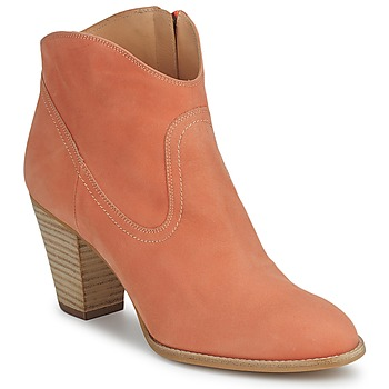 Schoenen Dames Low boots Paul & Joe LEONA Oranje