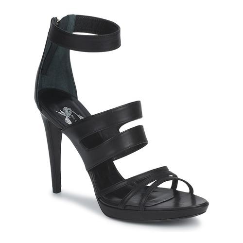 Schoenen Dames Sandalen / Open schoenen Paul & Joe STARGATE Zwart