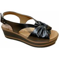 Schoenen Dames Sandalen / Open schoenen Susimoda SUSI2005ner nero