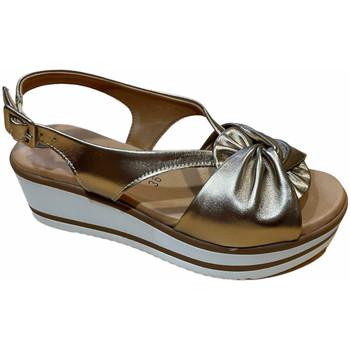Schoenen Dames Sandalen / Open schoenen Susimoda SUSI2005rame marrone