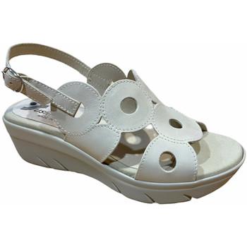 Schoenen Dames Sandalen / Open schoenen Susimoda SUSI3927sasso grigio