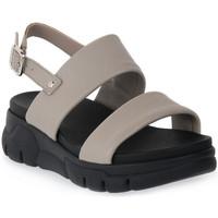 Schoenen Dames Sandalen / Open schoenen Frau TAUPE CLUD Marrone