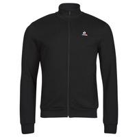 Textiel Heren Trainings jassen Le Coq Sportif ESS FZ SWEAT N 3 M Zwart