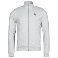 Textiel Heren Trainings jassen Le Coq Sportif ESS FZ SWEAT N 3 M Grijs / Gevlekt