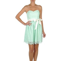 Textiel Dames Korte jurken Morgan RORT Groen