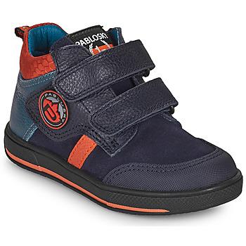 Schoenen Jongens Laarzen Pablosky 503523 Blauw