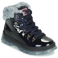 Schoenen Meisjes Laarzen Pablosky 404429 Blauw