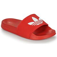 Schoenen slippers adidas Originals ADILETTE LITE Rood