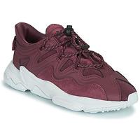 Schoenen Dames Lage sneakers adidas Originals OZWEEGO PLUS W Violet