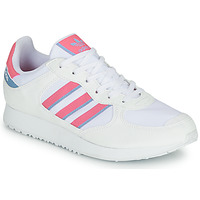 Schoenen Dames Lage sneakers adidas Originals SPECIAL 21 W Wit / Roze