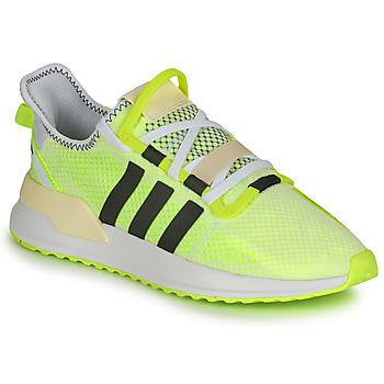 Schoenen Heren Lage sneakers adidas Originals U_PATH RUN Wit / Geel
