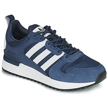 Schoenen Lage sneakers adidas Originals ZX 700 HD Blauw / Wit