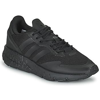 Schoenen Jongens Lage sneakers adidas Originals ZX 1K BOOST J Zwart