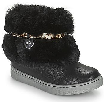 Schoenen Meisjes Laarzen Primigi B&G LUX Zwart