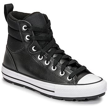 Schoenen Heren Hoge sneakers Converse CHUCK TAYLOR ALL STAR BERKSHIRE BOOT COLD FUSION HI Zwart