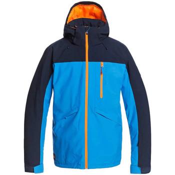 Textiel Heren Windjack Quiksilver  Blauw
