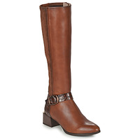 Schoenen Dames Hoge laarzen Hispanitas ALPES Bruin