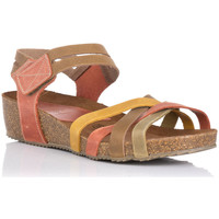 Schoenen Dames Sandalen / Open schoenen Interbios 5338 Groen