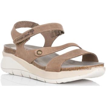 Schoenen Dames Sandalen / Open schoenen Interbios 6901 Beige