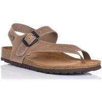 Schoenen Dames Sandalen / Open schoenen Interbios 7162 Beige