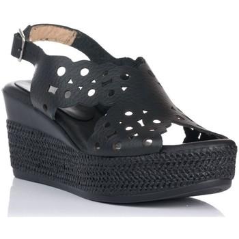 Schoenen Dames Sandalen / Open schoenen Zapp 7102 Zwart