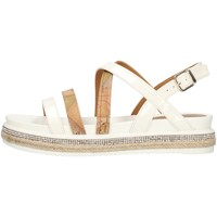 Schoenen Dames Sandalen / Open schoenen Alviero Martini P3A2109041195 White