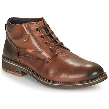Schoenen Heren Laarzen Fluchos TERRY Bruin