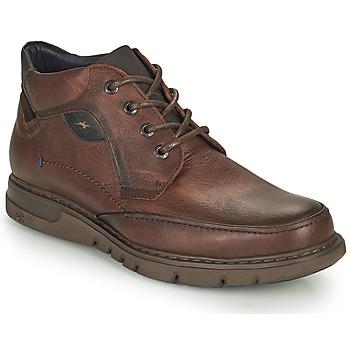 Schoenen Heren Laarzen Fluchos CELTIC Bruin