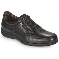 Schoenen Heren Lage sneakers Fluchos LUCA Zwart