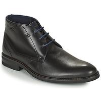Schoenen Heren Laarzen Fluchos OLIMPO Zwart