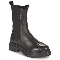 Schoenen Dames Laarzen Ikks BT80095 Zwart