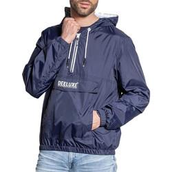 Textiel Heren Windjack Deeluxe  Blauw