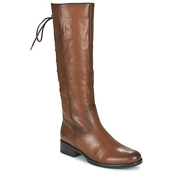 Schoenen Dames Hoge laarzen Gabor 7160624 Bruin