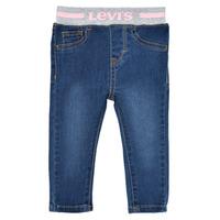 Textiel Meisjes Skinny Jeans Levi's PULL ON SKINNY JEAN Roze
