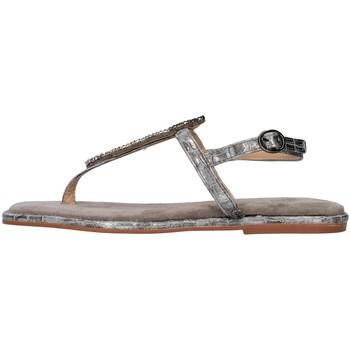 Schoenen Dames Sandalen / Open schoenen Alma Blue V21BL9017 GREY