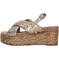 Schoenen Dames Sandalen / Open schoenen Alma Blue V21BL6506 BRONZE