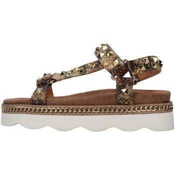 Schoenen Dames Sandalen / Open schoenen Alma Blue V21BL7101 BEIGE