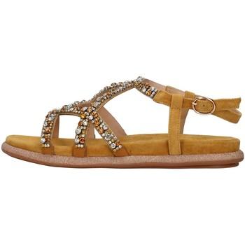Schoenen Dames Sandalen / Open schoenen Alma En Pena V21384 BROWN