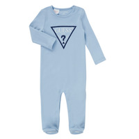 Textiel Jongens Pyjama's / nachthemden Guess THEROI Blauw
