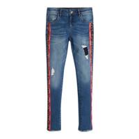 Textiel Meisjes Skinny jeans Guess TRAMIN Blauw