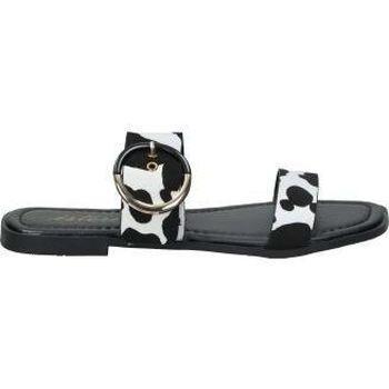 Schoenen Dames Sandalen / Open schoenen Isteria SANDALIAS  21081 MODA JOVEN NEGRO Noir