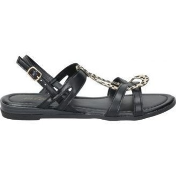Schoenen Dames Sandalen / Open schoenen Isteria SANDALIAS  21073 MODA JOVEN NEGRO Noir