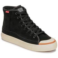 Schoenen Heren Hoge sneakers Levi's SQUARE HIGH Zwart