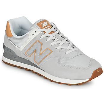 Schoenen Heren Lage sneakers New Balance 574 Grijs / Beige