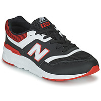 Schoenen Jongens Lage sneakers New Balance 997 Zwart / Rood