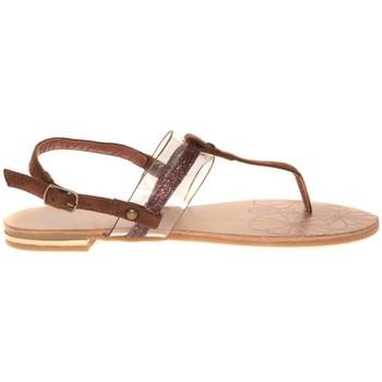 Schoenen Dames Sandalen / Open schoenen Cassis Côte d'Azur Hugolin Camel Bruin