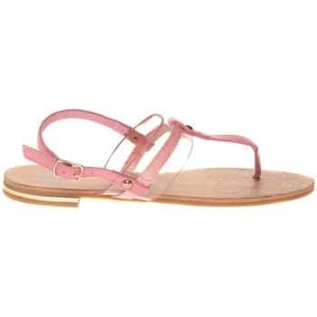 Schoenen Dames Sandalen / Open schoenen Cassis Côte d'Azur Hugolin Rose Roze